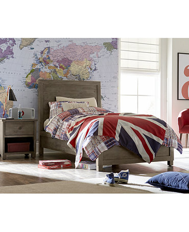 canyon kids twin bedroom furniture collection only at