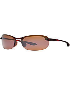 Maui Jim Polarized Makaha Sunglasses, 405