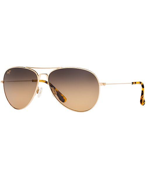 522b427a5bdbf ... Maui Jim Polarized Mavericks Sunglasses