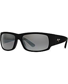 Maui Jim World Cup Polarized Sunglasses , 266-02MR