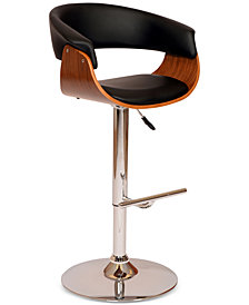 Paris Swivel Bar Stool, Quick Ship