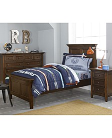 Matteo Kids Twin Bedroom Collection, Created for Macy's
