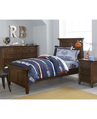 Furniture Matteo Kids Twin Bedroom Furniture Collection