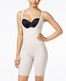 Leonisa Women's  Moderate Tummy-Control WYOB Smoothing Bodyshaper 018483