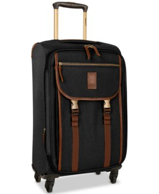 """Reddington 21"""" Expandable Carry-On Spinner Suitcase"""