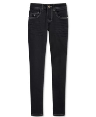 Big Girls Power Skinny Low-Rise Jeans