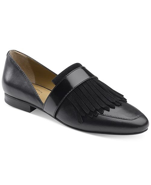 8fc9163ade0 G.H. Bass   Co. Women s Harlow Cutout Loafers   Reviews - Flats ...