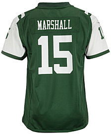Nike Kids' Brandon Marhsall New York Jets Game Jersey, Big Boys (8-20)