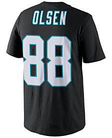 Nike Men's Greg Olsen Carolina Panthers Pride Name and Number T-Shirt