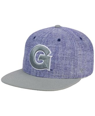 size 40 7e433 207e9 where to buy 47 brand georgetown hoyas weaver snapback cap. dd83d e0eba