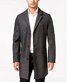 I.N.C. Men's Speckled Topcoat, Created for Macy's