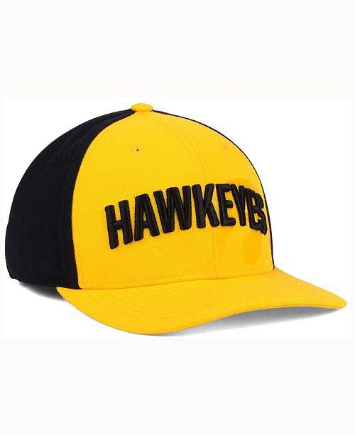 the best attitude 61547 8b876 ... Nike Iowa Hawkeyes Classic 99 Swoosh Flex Cap ...