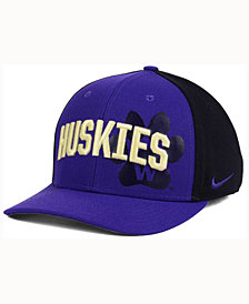 Nike Washington Huskies Classic 99 Swoosh Flex Cap