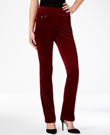 Corduroy Pants For Women: Shop Corduroy Pants For Women - Macy's