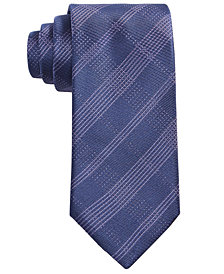 Hugo Boss Men's Plaid Tie