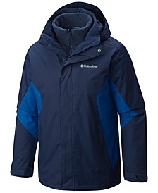 Big and Tall Men's Eager Air 3-in-1 Omni-Shield Jacket