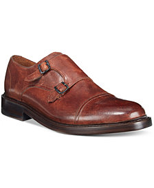 Frye Men's Jones Double Monk Loafers