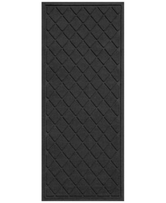 "Water Guard Argyle 22""x60"" Doormat"