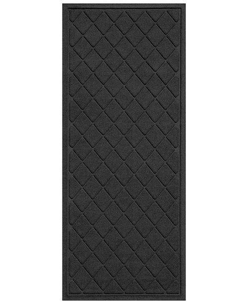 """Bungalow Flooring Water Guard Argyle 22""""x60"""" Doormat"""