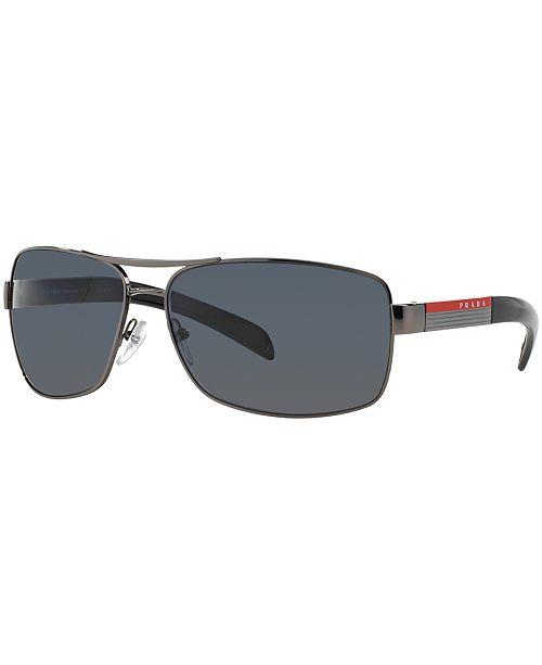 b0a3d1f9fd ... Prada Linea Rossa Sunglasses