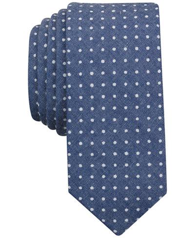 Original Penguin Men's Surfside Dot Tie