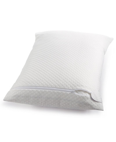 CLOSEOUT! Dream Science by Martha Stewart Collection Bed Bug King Pillow Protector, Created for Macy's