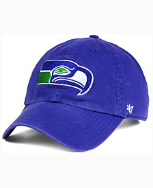 '47 Brand Seattle Seahawks Clean-Up Cap