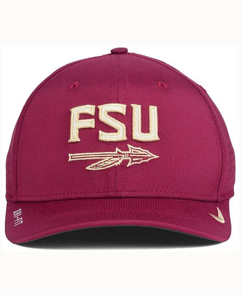 sports shoes dad08 c430f Florida State Seminoles Vapor Sideline Swoosh Flex Cap. Be the first to  Write a Review. main image  main image  main image ...