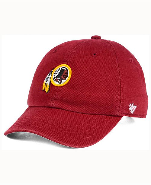 d756dd5384168 47 Brand Kids  Washington Redskins CLEAN UP Cap   Reviews - Sports ...