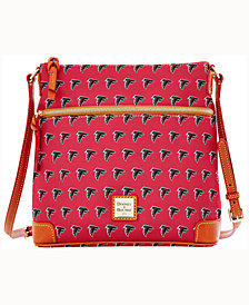 Dooney & Bourke Atlanta Falcons Crossbody Purse
