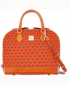Dooney & Bourke Cincinnati Bengals Zip Zip Satchel