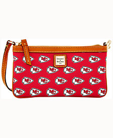 Dooney & Bourke Kansas City Chiefs Large Slim Wristlet