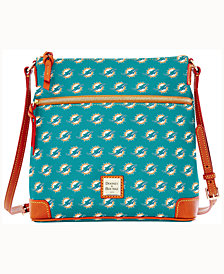 Dooney & Bourke Miami Dolphins Crossbody Purse