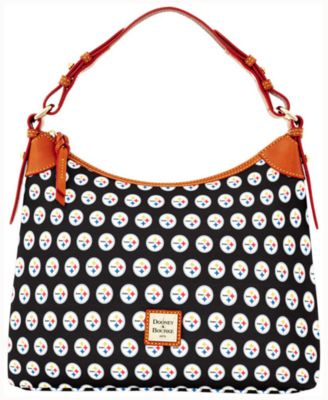 Pittsburgh Steelers Hobo Bag