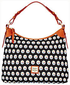 Dooney & Bourke Pittsburgh Steelers Hobo Bag