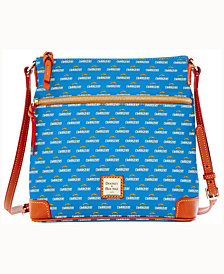 Dooney & Bourke Los Angeles Chargers Crossbody Purse