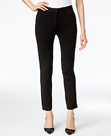Slim-Leg Ankle Pants