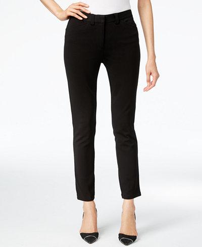 Calvin Klein Slim-Leg Ankle Pants