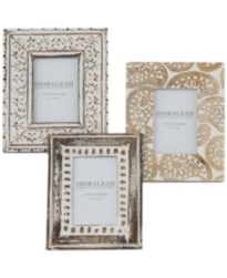 Shiraleah Stamped Wood Frame Collection