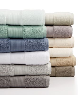 Image of Hotel Collection Premier MicroCotton Hand Towel, Only at Macy's