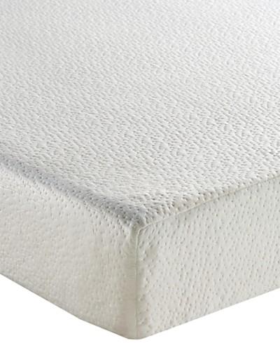 Sleep Trends Ladan Twin 8 Cool Gel Memory Foam Firm Tight Top Mattress, Quick Ship, Mattress in a Box