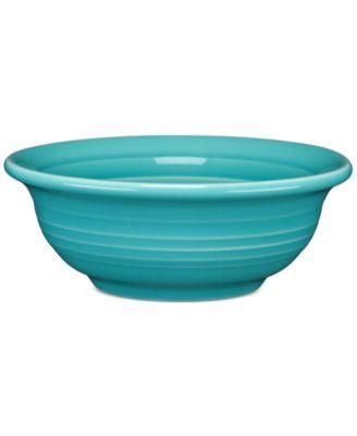 Turquoise Individual Fruit Bowl