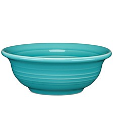 Turquoise 9 oz Fruit/Salsa Bowl