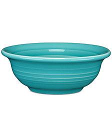 Fiesta Turquoise Individual Fruit Bowl