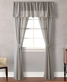 "Tommy Bahama Home Sandy Coast 86"" x 15"" Window Valance"