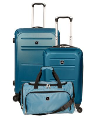 Image of Tag Vector II 3-Piece Hardside Luggage Set, Only at Macy's