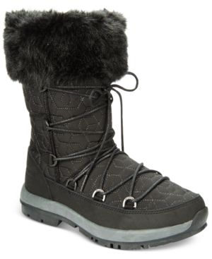 BEARPAW | Bearpaw Women'S Leslie Lace-Up Cold-Weather Boots Women'S Shoes | Goxip