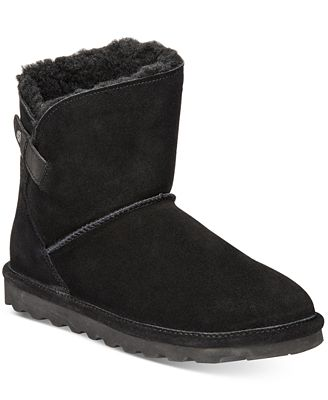 bearpaw s margaery cold weather booties boots shoes macy s
