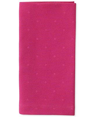 Kate Spade new york Larabee Dot Pink Napkin & Reviews
