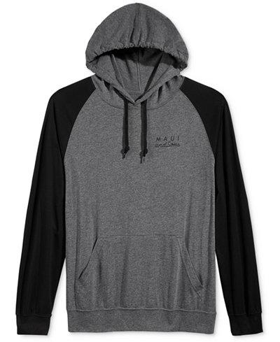 Maui and Sons Men's Hooded Sweatshirt